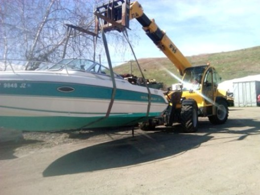 Welcome for Outboard motor salvage yard